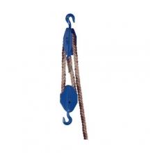 Obecný kladkostroj pro konopné lano K12  0,3 t