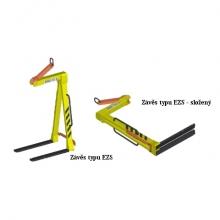 Závěs na palety EZS - 15.23 Speciál