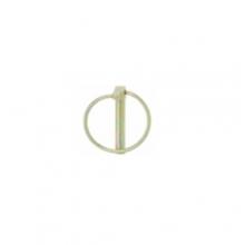 Kolík pojistný (Zákolník) DIN11023 8 x 40 mm