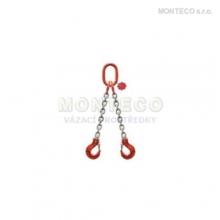 Vázací řetěz dvojhák pr.10mm,L=1m