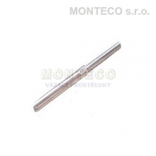 Nerezová závitová koncovka pr.3 mm M6