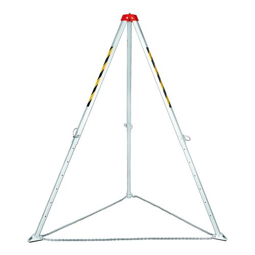 Bezpečnostní hliníková trojnožka TRIPOD TM 9