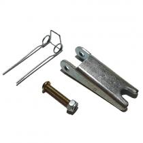 pojistka  k háku  plechová vel.6mm - 1120 kg