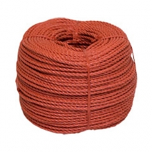 Lodní  třípramenné lano pr. 26mm