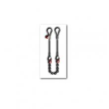 Kombinace lano pr.16mm-řetěz pr.8 mm