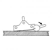 Břemenový magnet s vačkovým mechanismem VGP-200