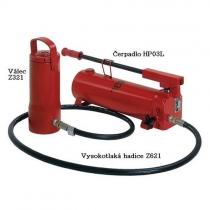 Hydraulický válec Z 321  100t