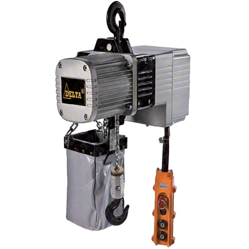 Elektrický kladkostroj DTS.756.001 nosnost 15 t