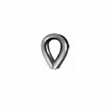 Lanová očnice pr.10 mm DIN 6899B