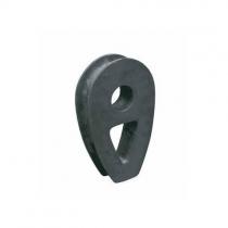 Plná očnice DIN 3091 pr.12mm