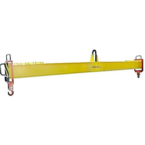 Jeřábová traverza stavitelná  MJTS  10 000kg / 0,5 - 2m