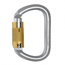 Karabina ovál triple lock