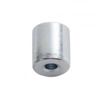Koncová ocelová zarážka pro lano pr. 4 mm