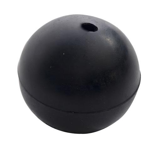 Gumová koule zarážka pr. 35 mm