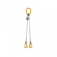 Vázací lano pr.16 mm dvojhák l=8m